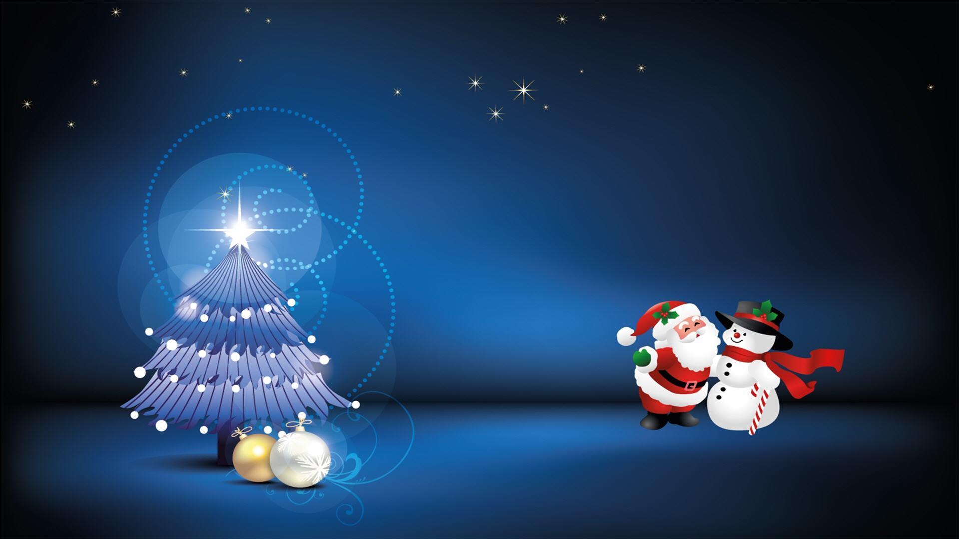 Fondo Escritorio Nevada Navideña: Navidad, Fondos De Navidad, Wallpapers HD