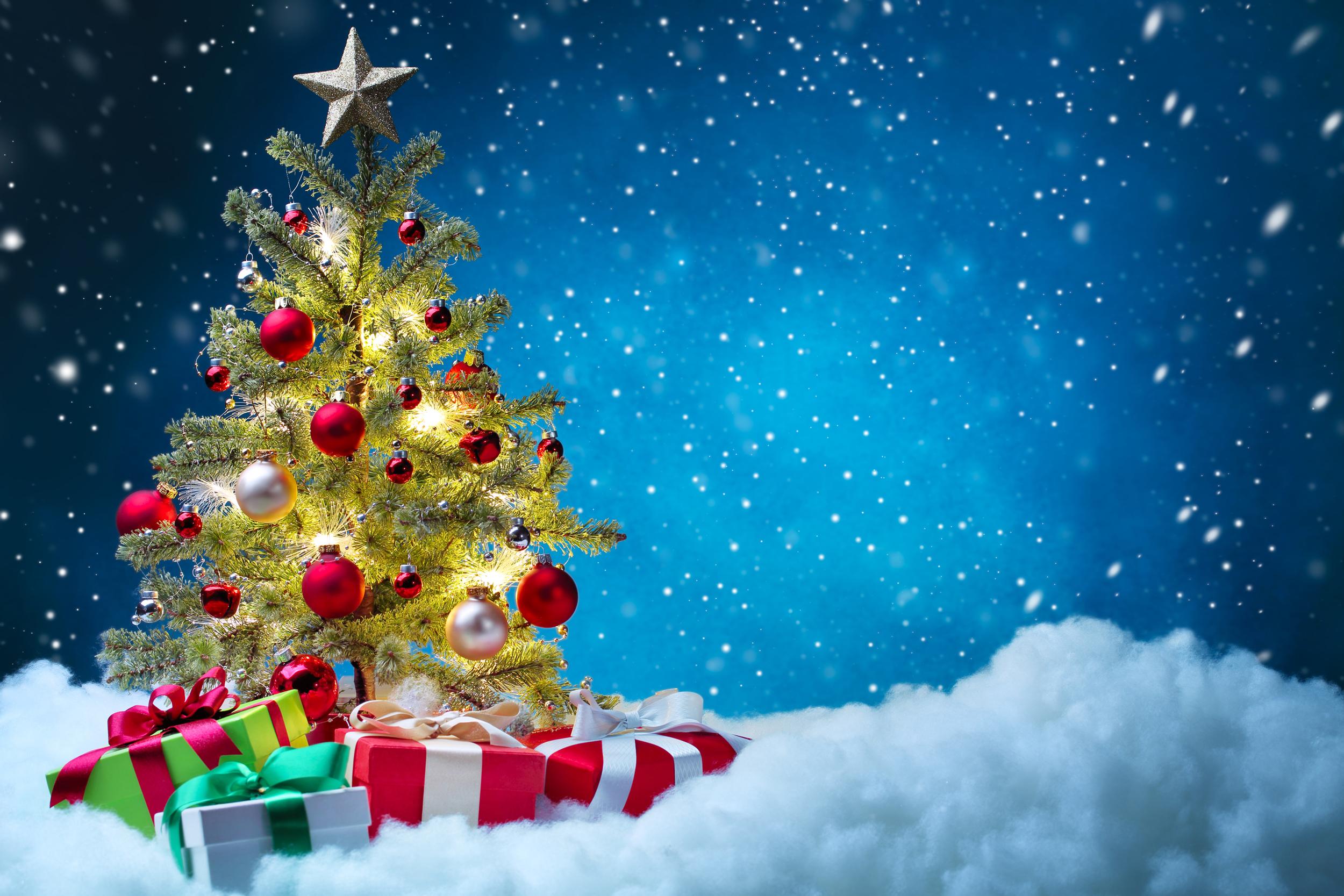 Navidad fondos de navidad wallpapers hd for Clipart natale free download