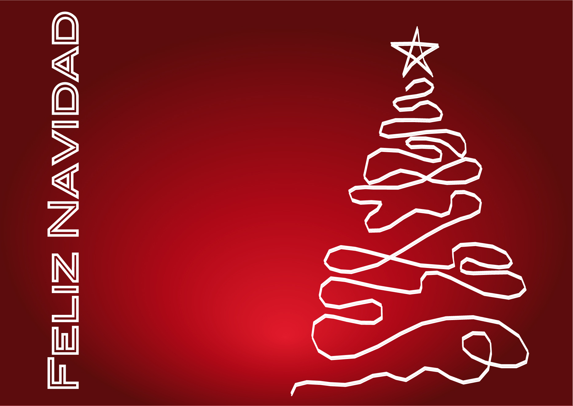 Tarjetas Originales De Navidad Tarjetas De Navidad Originales Para - Tarjeta-de-navidad-original