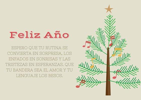 Tarjetas de navidad tarjetas navide as para felicitar las - Textos para felicitar la navidad y el ano nuevo ...