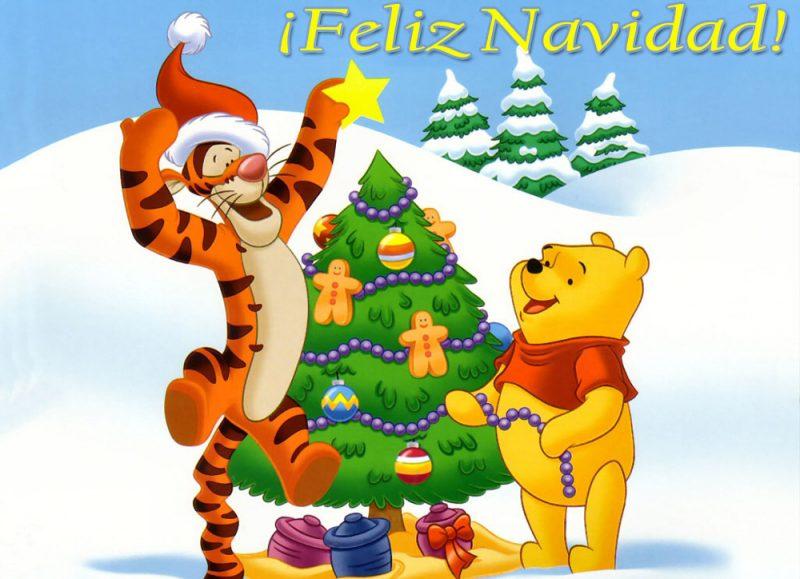 tarjetas-navidad-disney
