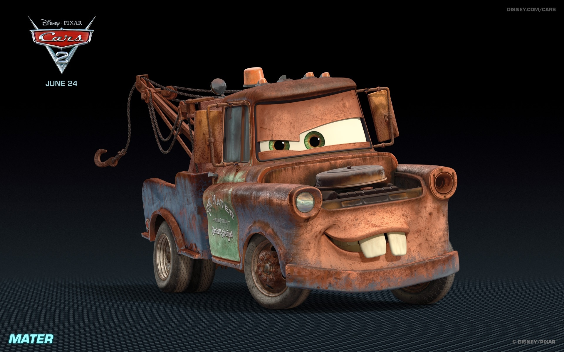 Fondos de pantalla de Cars 2, Wallpapers Disney Pixar