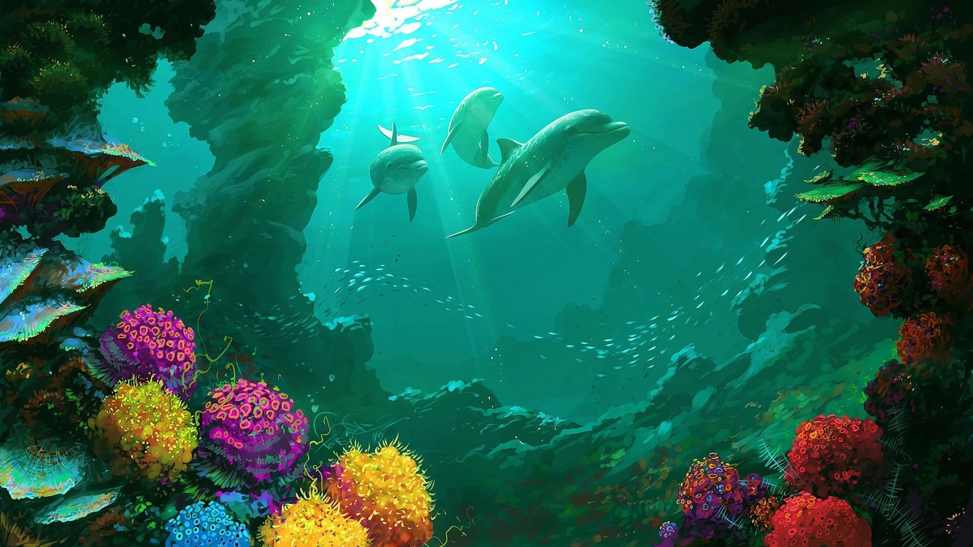 Imagenes Fondos De Pantalla: Delfines, Imágenes Y Fondos De Delfines, Wallpapers