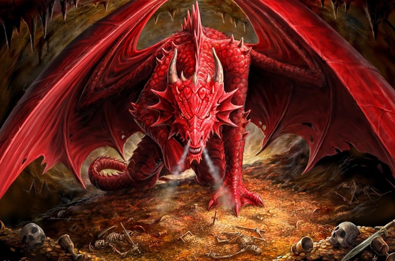 Im 225 Genes De Dragones Fantasticos