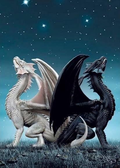 Imgenes de Dragones fantasticos