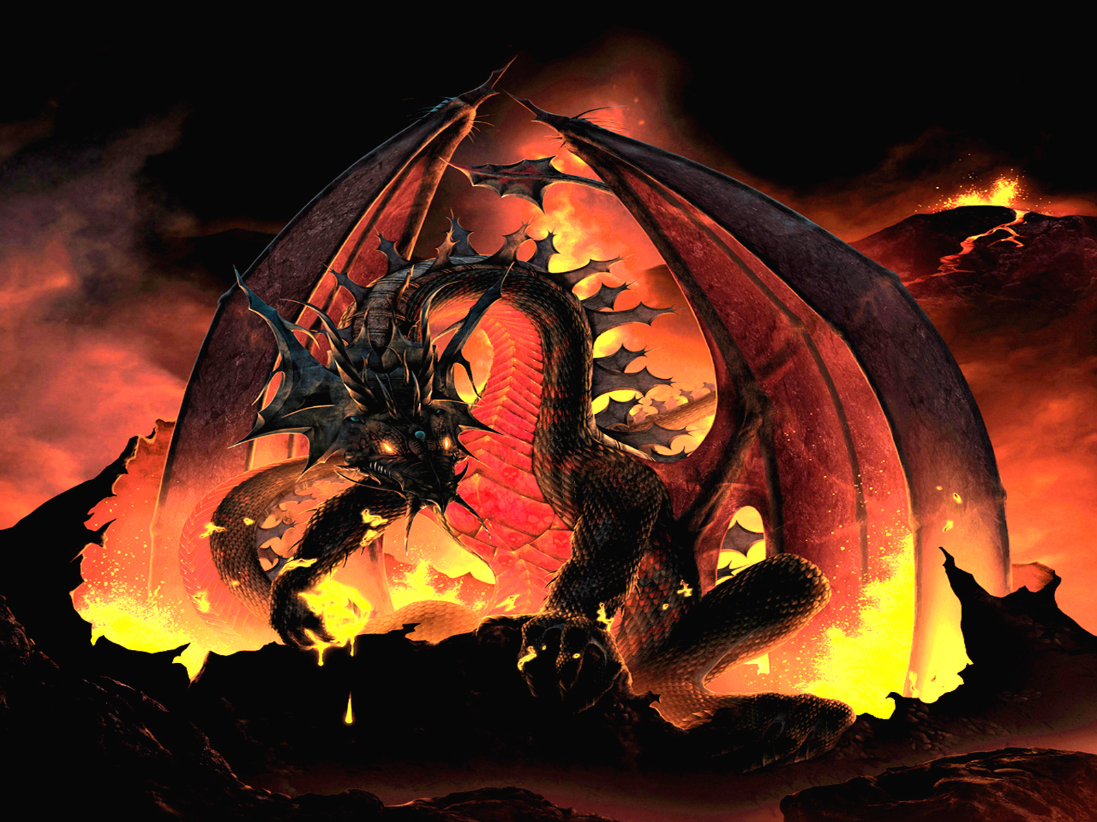 Fondos de pantalla de dragones wallpapers hd gratis for Wallpapers hd gratis