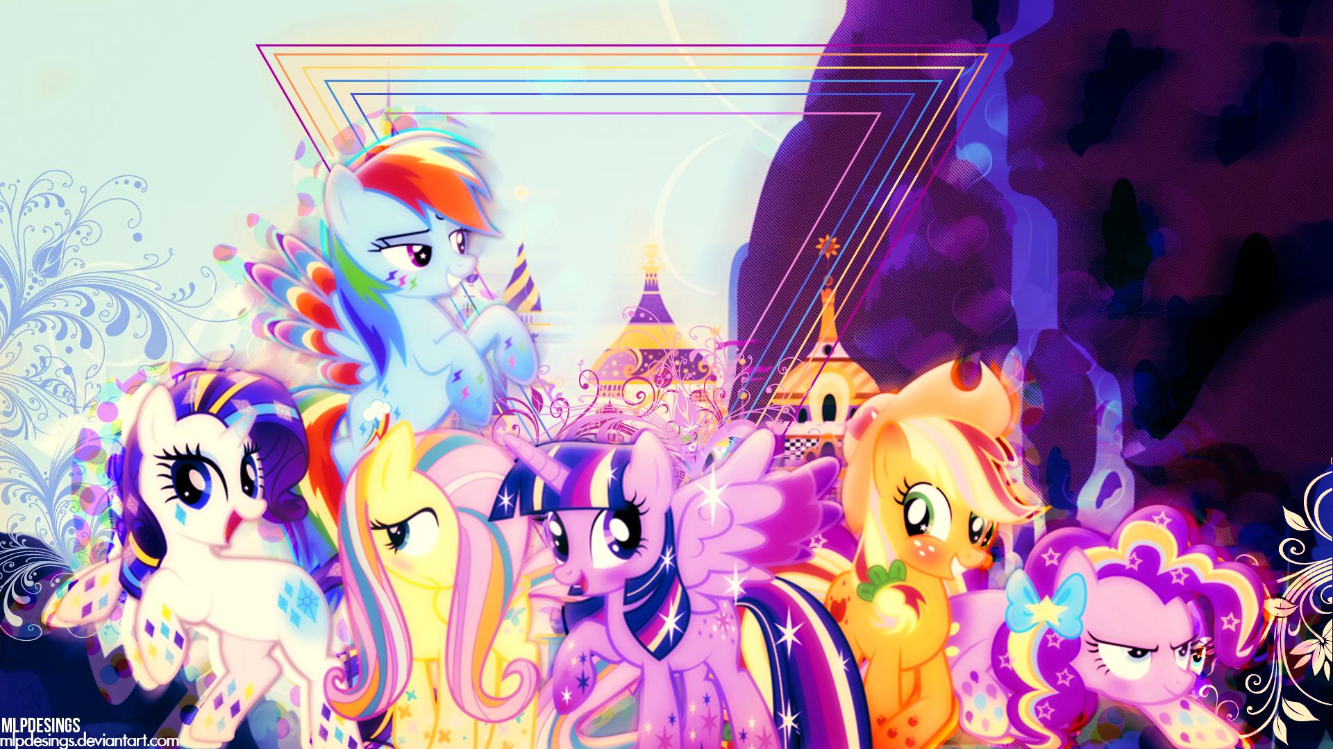 Imágenes My little pony o Mi Pequeño Pony