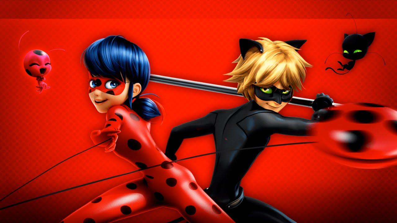 Imágenes De Prodigiosa Ladybug Y Cat Noir Para Descargar Gratis