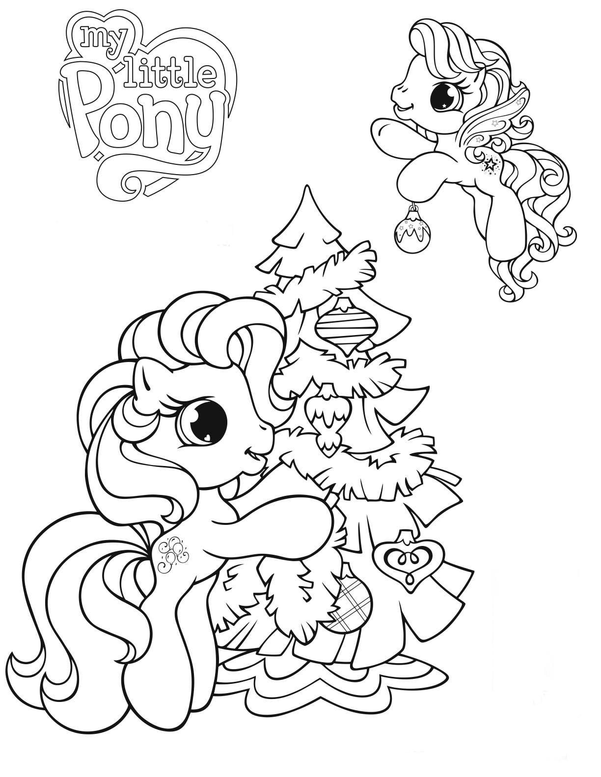 Dibujos Para Colorear E Imprimir My Little Pony ~ Ideas Creativas ...