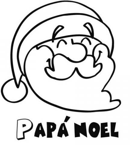 dibujos-papa-noel-para-colorear-13