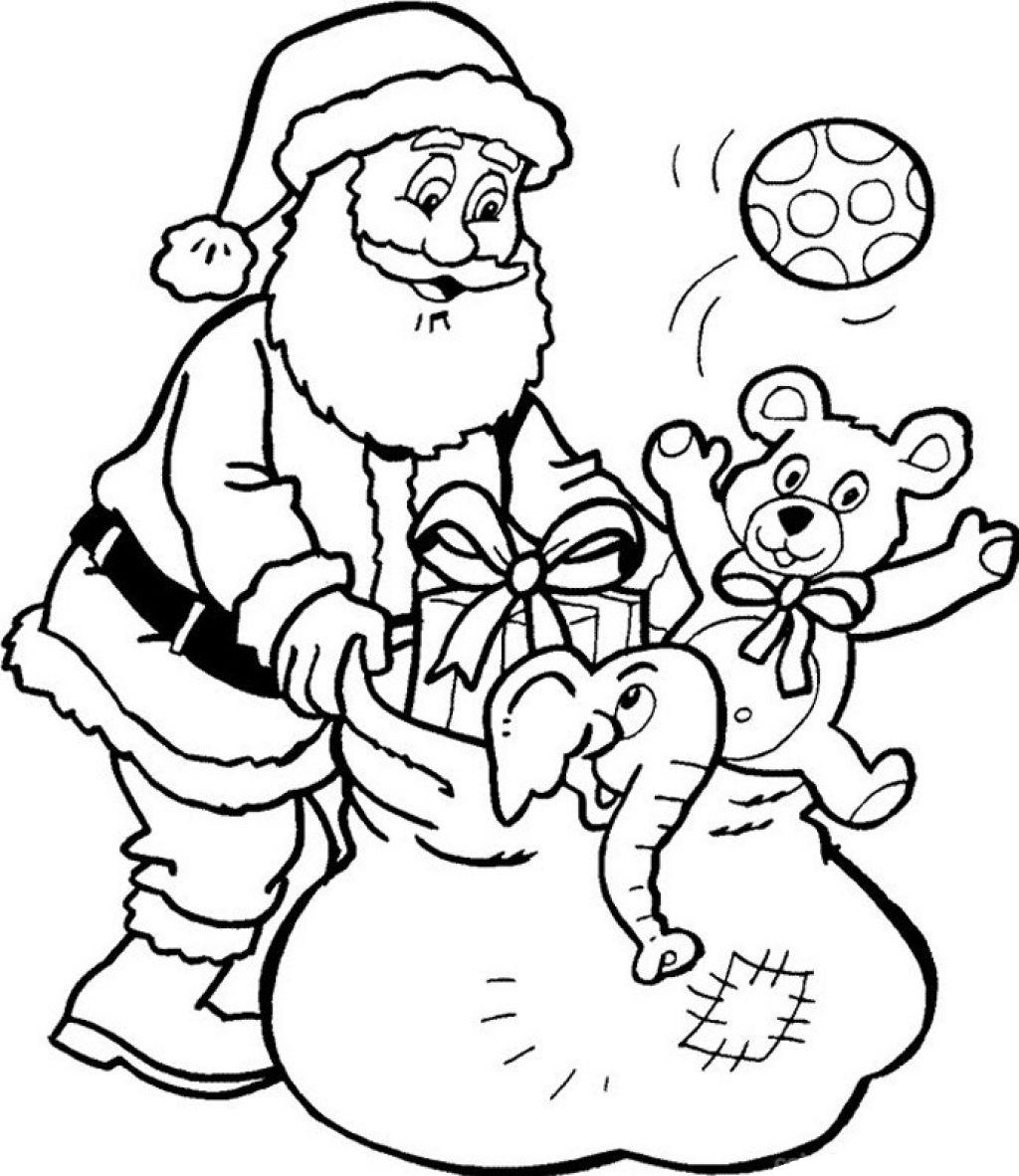 christmas coloring pages free coloring pages - HD 1024×1182