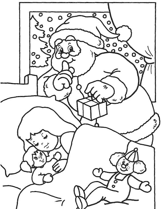 dibujos-papa-noel-para-colorear-3