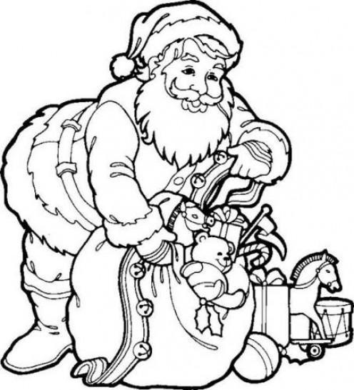 dibujos-papa-noel-para-colorear-38
