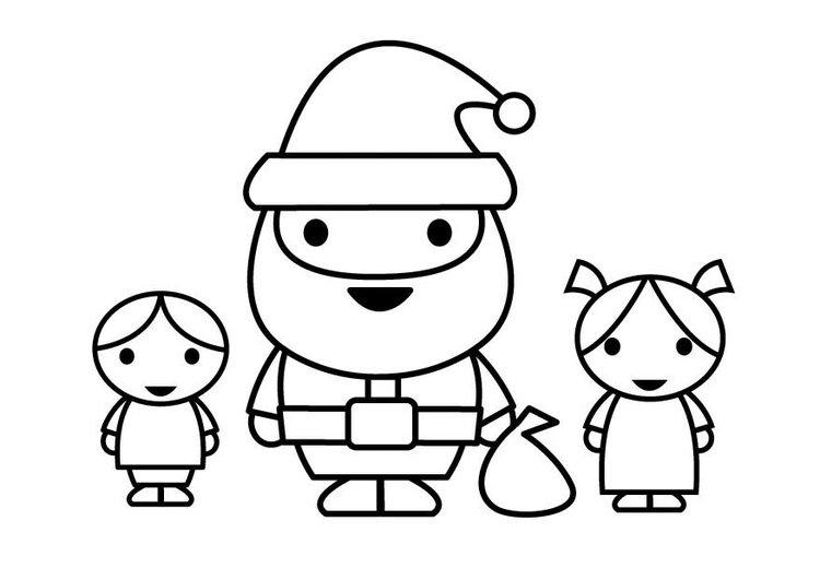 dibujos-papa-noel-para-colorear-45