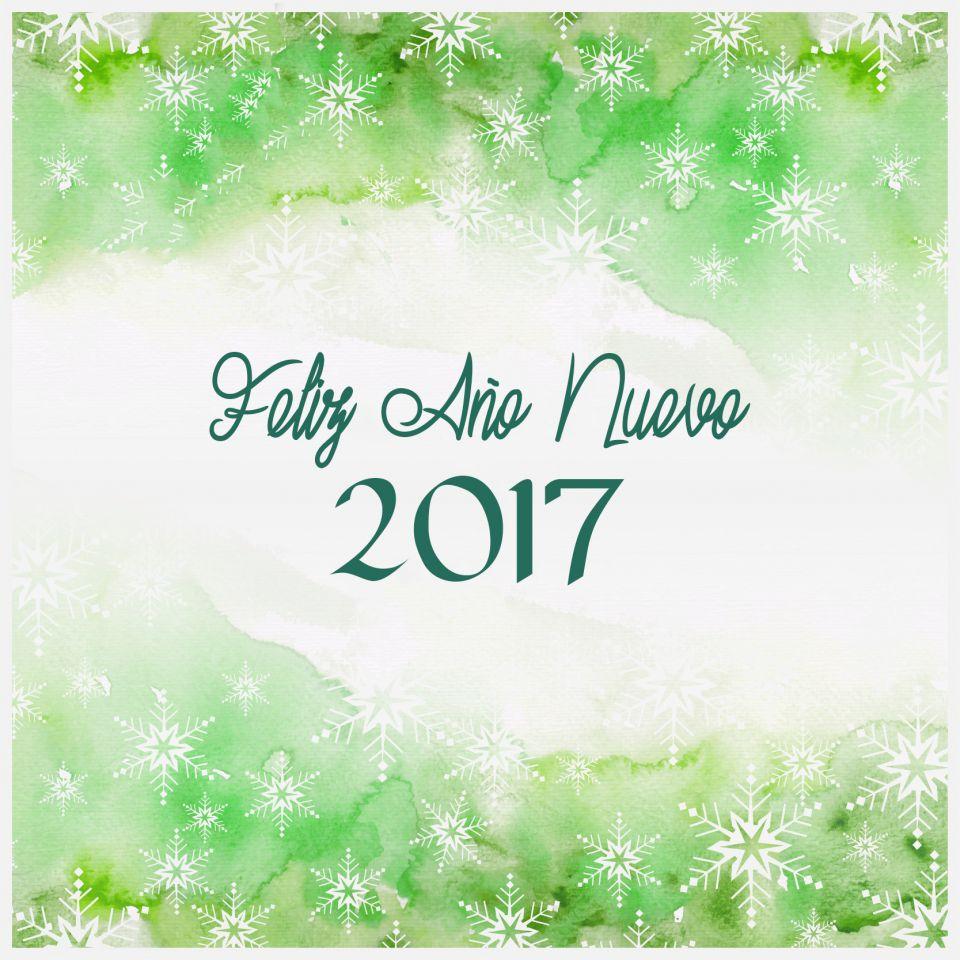 Feliz Año Nuevo 2017, imágenes felicitar año 2017