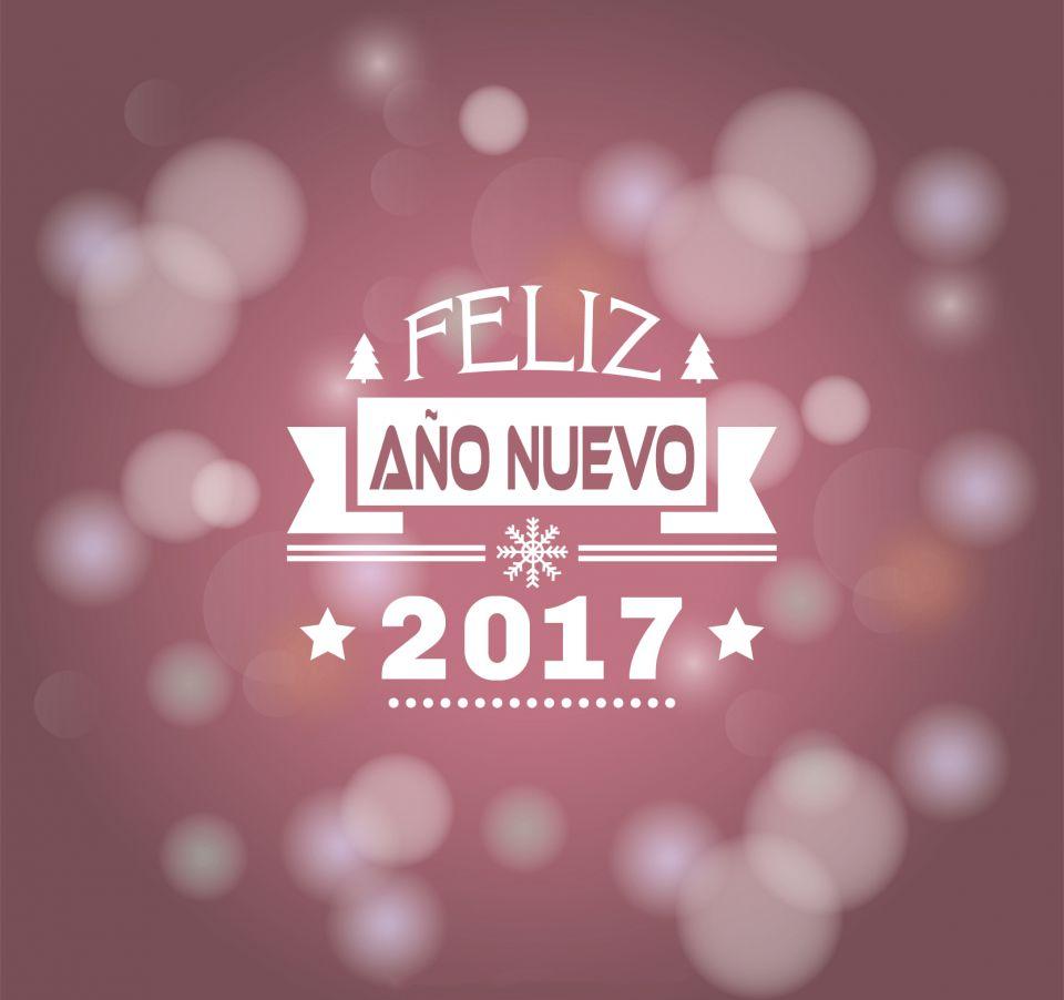 Feliz a o nuevo 2017 im genes felicitar a o 2017 - Frases de feliz navidad y prospero ano nuevo ...