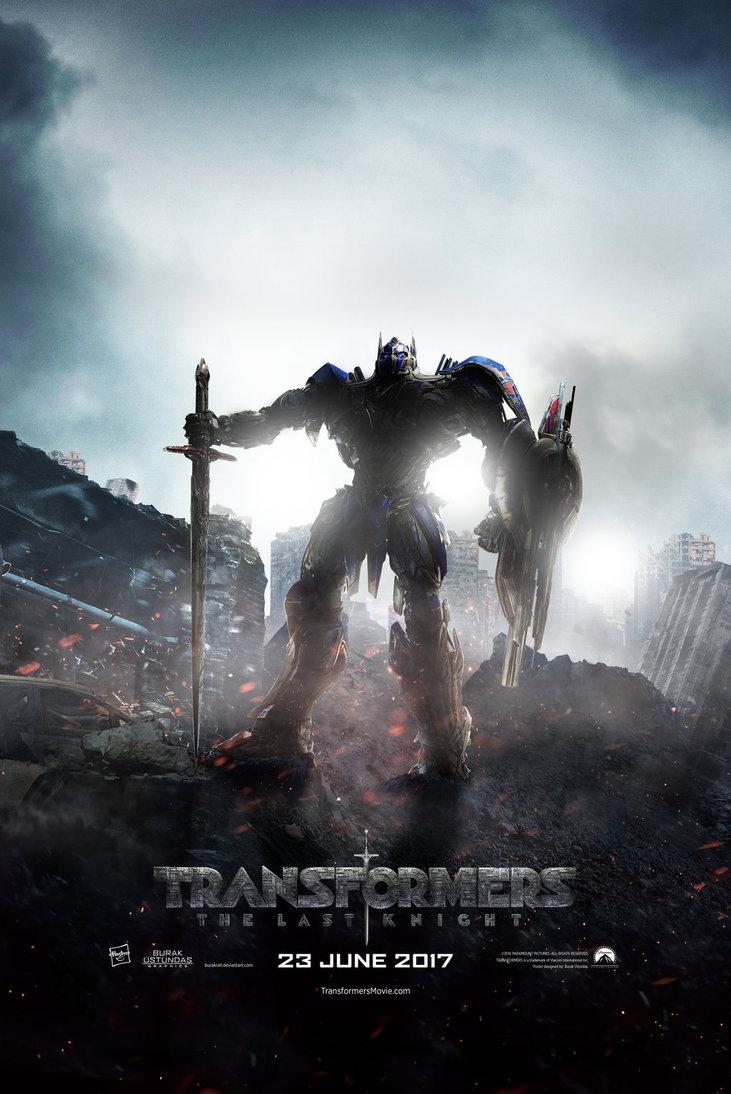 transformers-5-el-ultimo-caballero-2017-poster-oficial