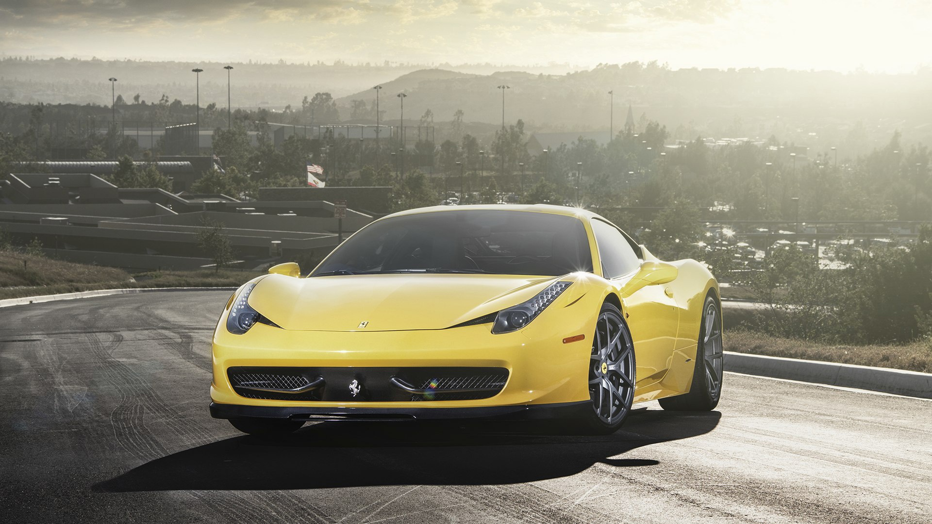 Ferrari Italia 458 >> 56 Fondos de pantalla de Ferrari, Wallpaperrs HD de coches ...