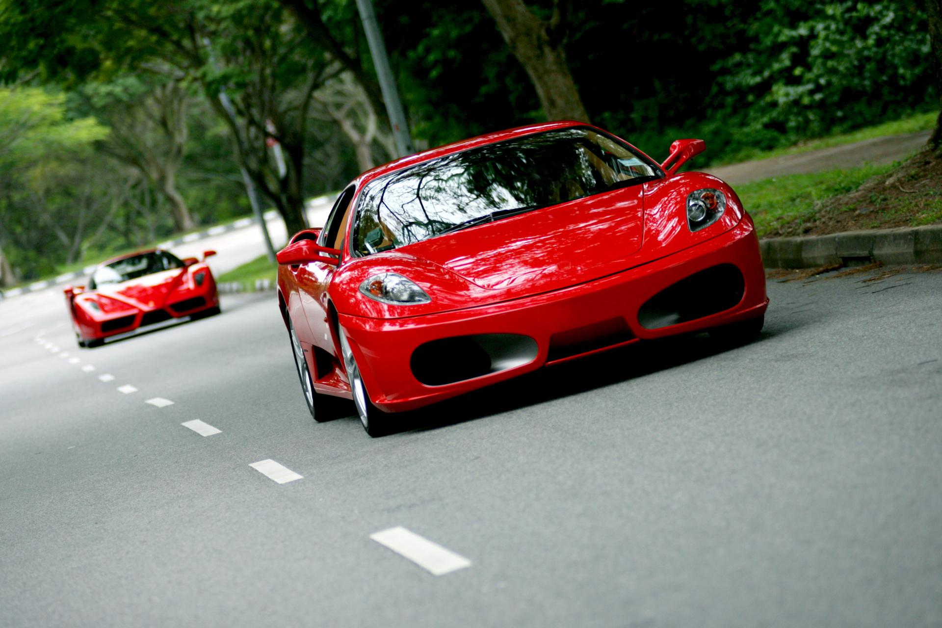 Imagenes De Coches Hd: 56 Fondos De Pantalla De Ferrari, Wallpaperrs HD De Coches