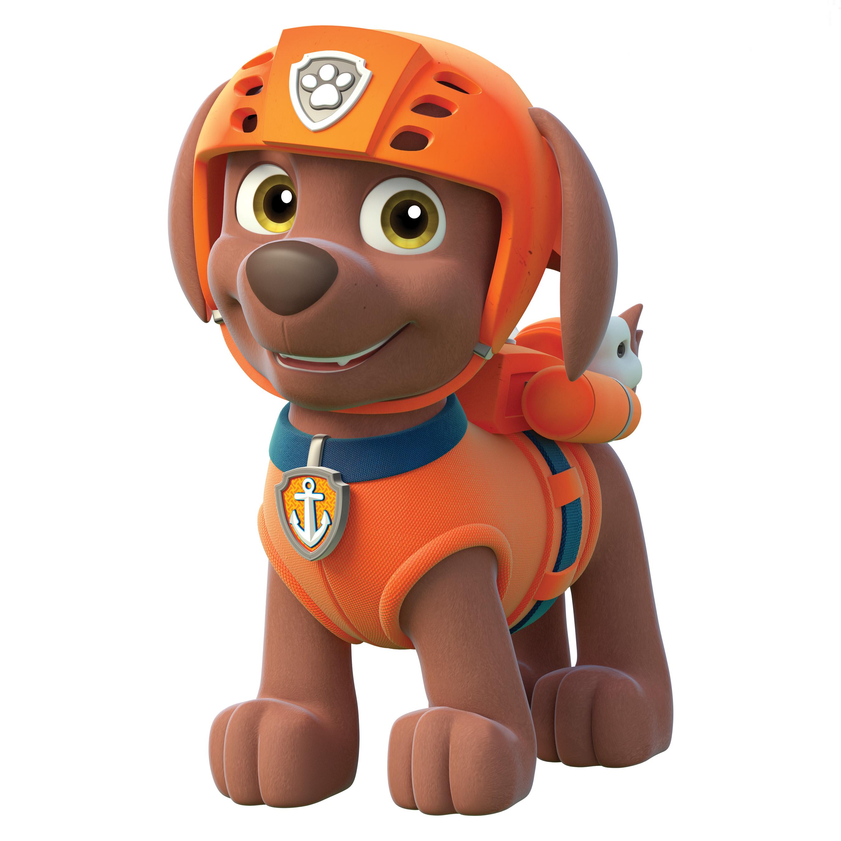 dibujos animados de la patrulla canina