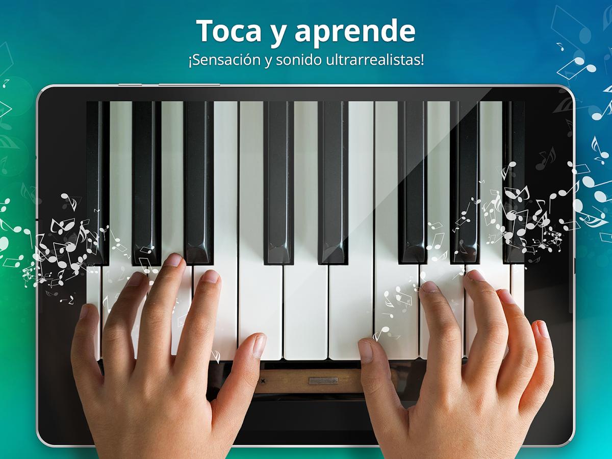 Descargar Piano Virtual Gratis para Android e IOS