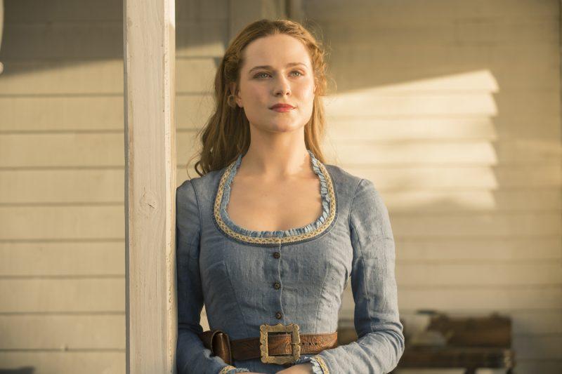 Dolores (Evan Rachel Wood), Westworld