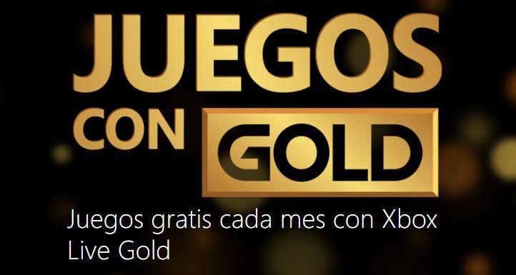 Juegos gratis del mes con Xbox Live Gold