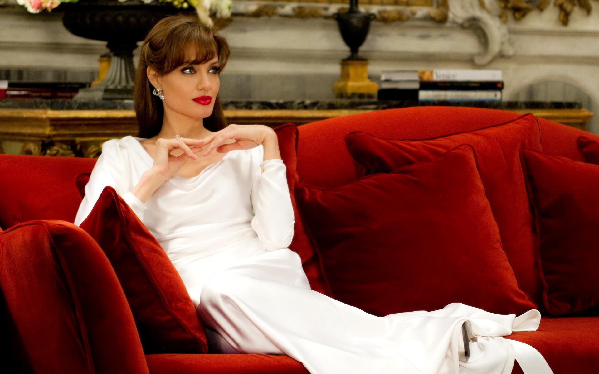 Fondos de pantalla de Angelina Jolie, Wallpapers HD Gratis анджелина джоли