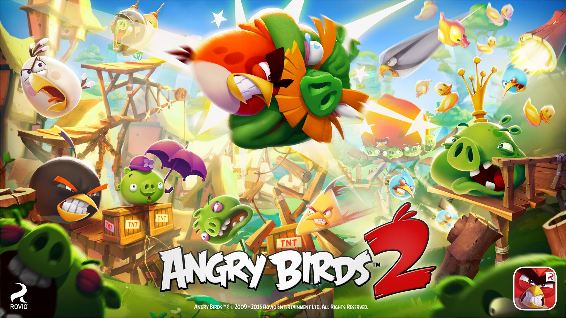 Angry Birds 30 - Descargar