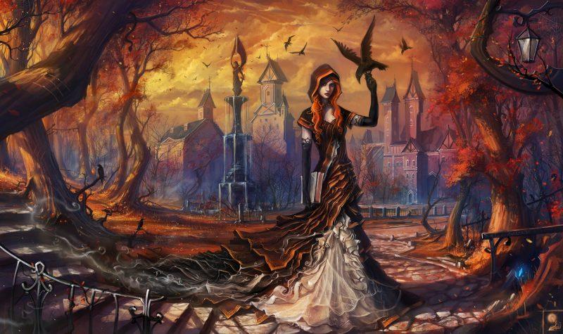 Fondos de pantalla de Brujas, Wallpapers HD de Brujas Hermosas