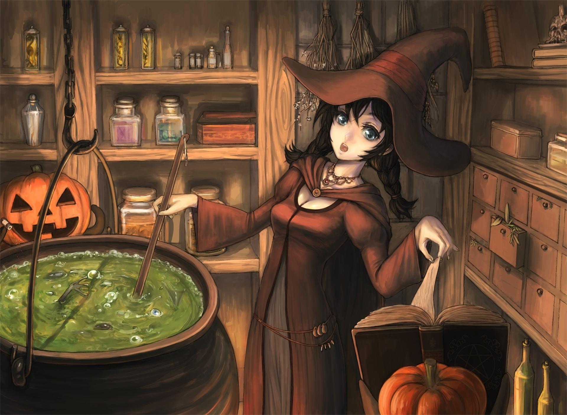 Halloween Bedroom