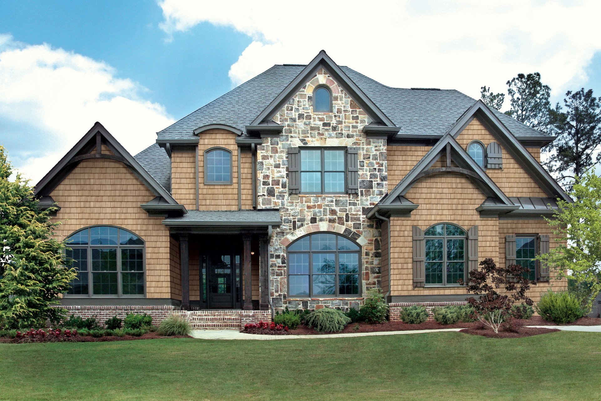 31 fondos de pantalla de casas wallpapers hd - Images of exterior house designs ...