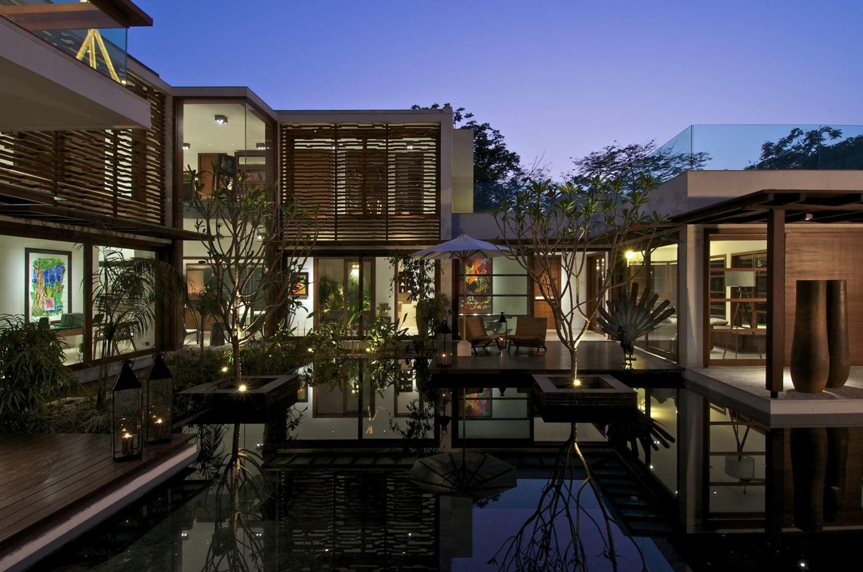 Fondos de pantalla de casas modernas wallpapers hd for Pics of modern houses