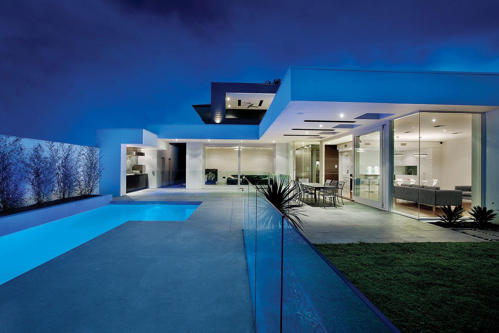 Fondos de pantalla de casas modernas wallpapers hd - Prefabbricato casa ...