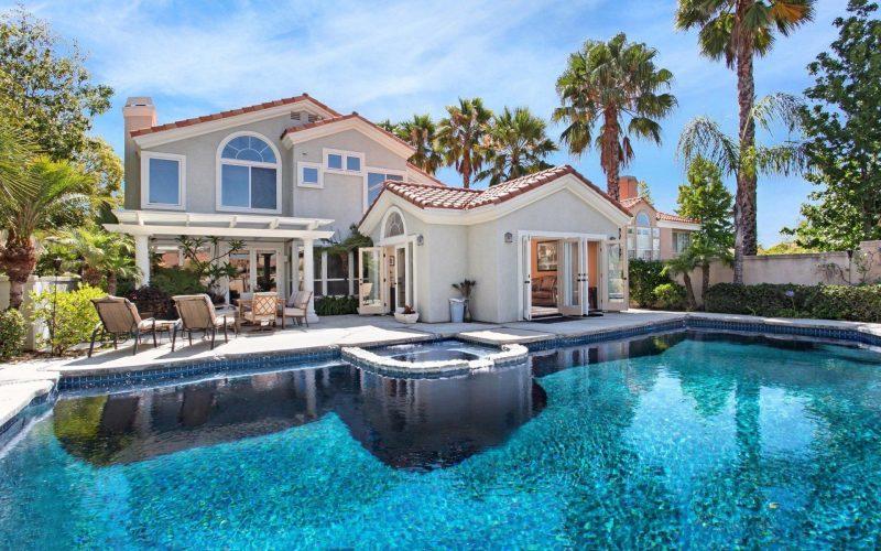 Fondos de pantalla de casas modernas wallpapers hd for Casas grandes con piscina y jardin