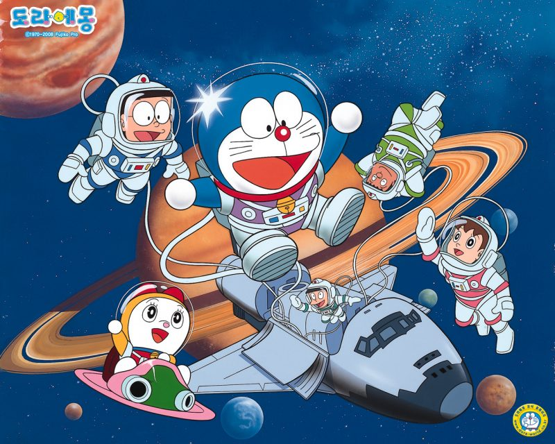 Fondos de pantalla de Doraemon