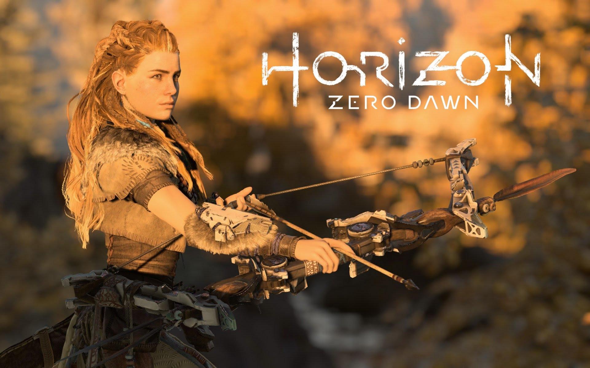 Fondos de Pantalla de Horizon Zero Dawn, Wallpapers HD Gratis