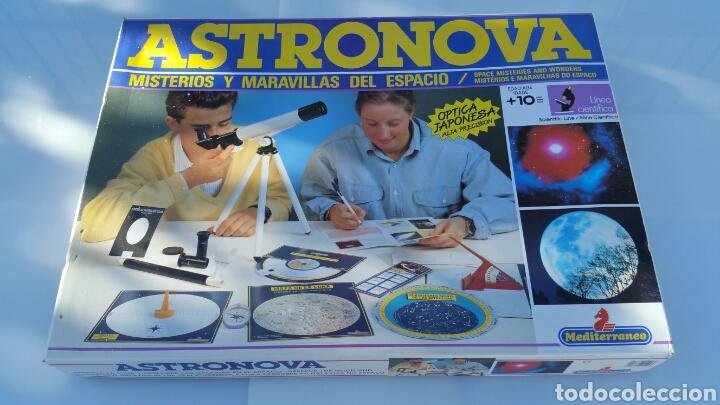 Telescopio ASTRONOVA