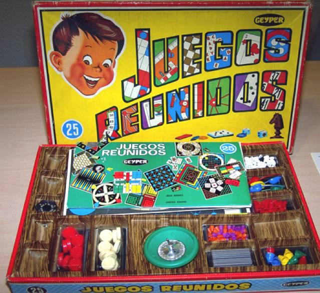 Juguetes de los 80