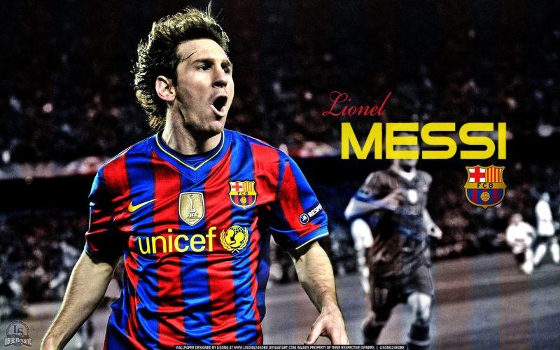 Fondos de pantalla de Leo Messi