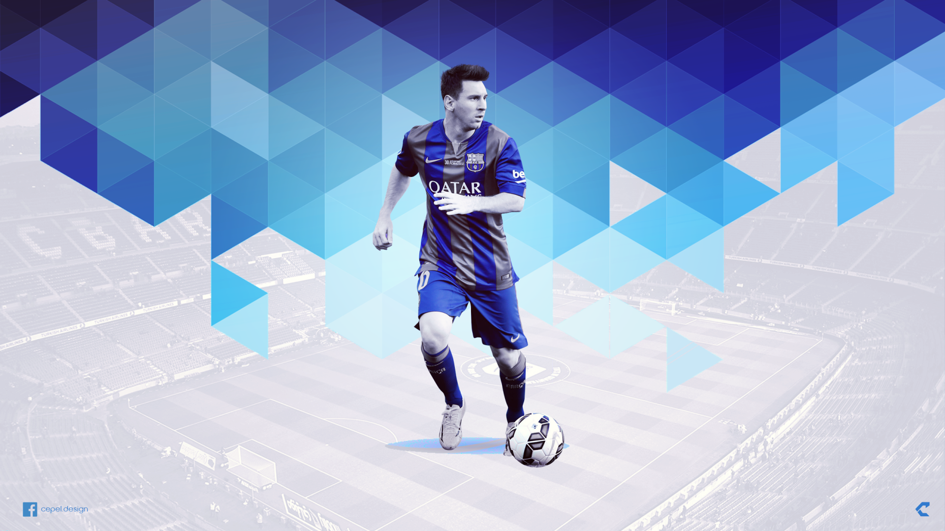 Fondos Wallpapers Hd: Fondos De Pantalla De Leo Messi, Wallpapers HD De Lionel
