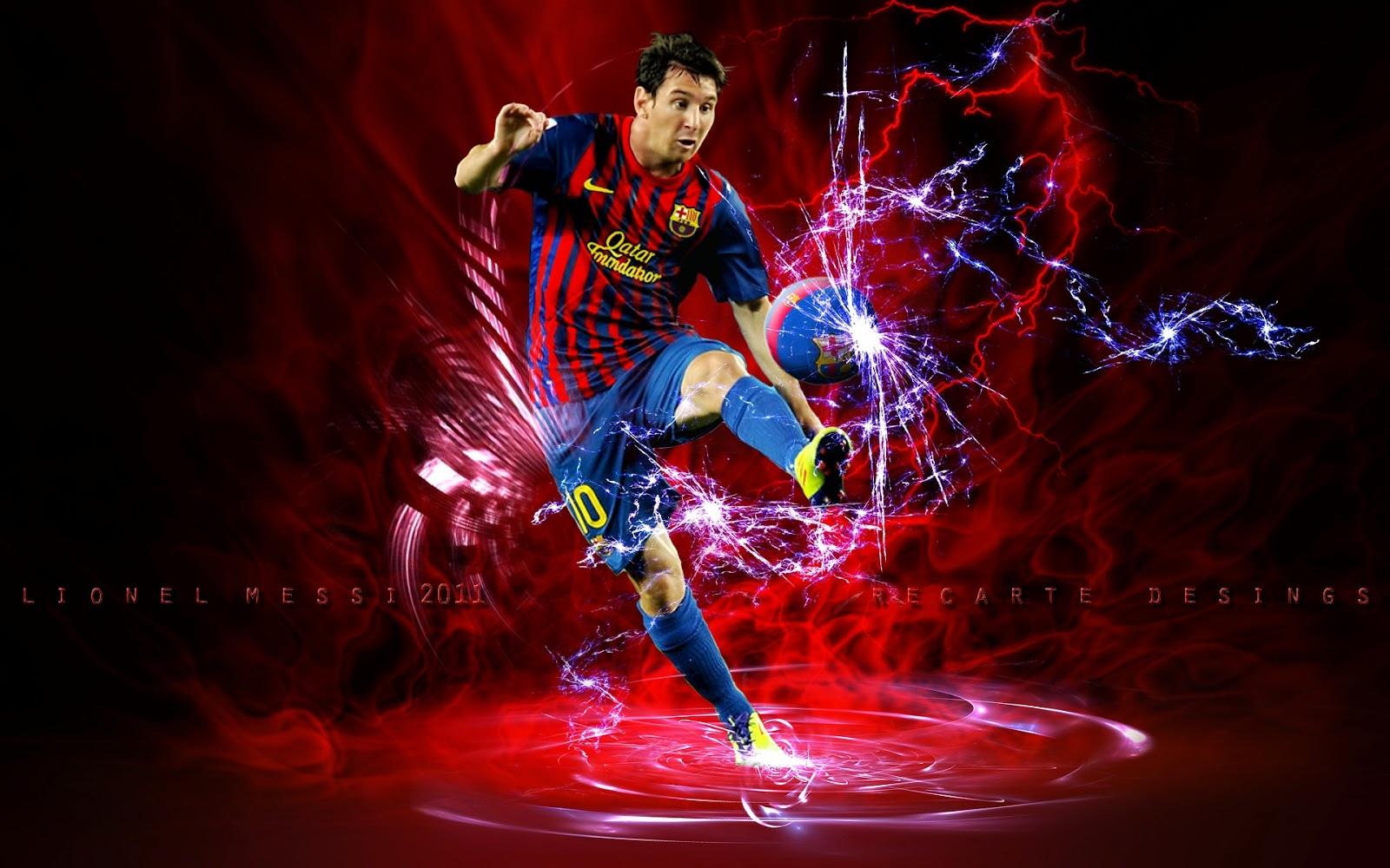 Futbol Club Barcelona >> Fondos de pantalla de Leo Messi, Wallpapers HD de Lionel Messi Gratis