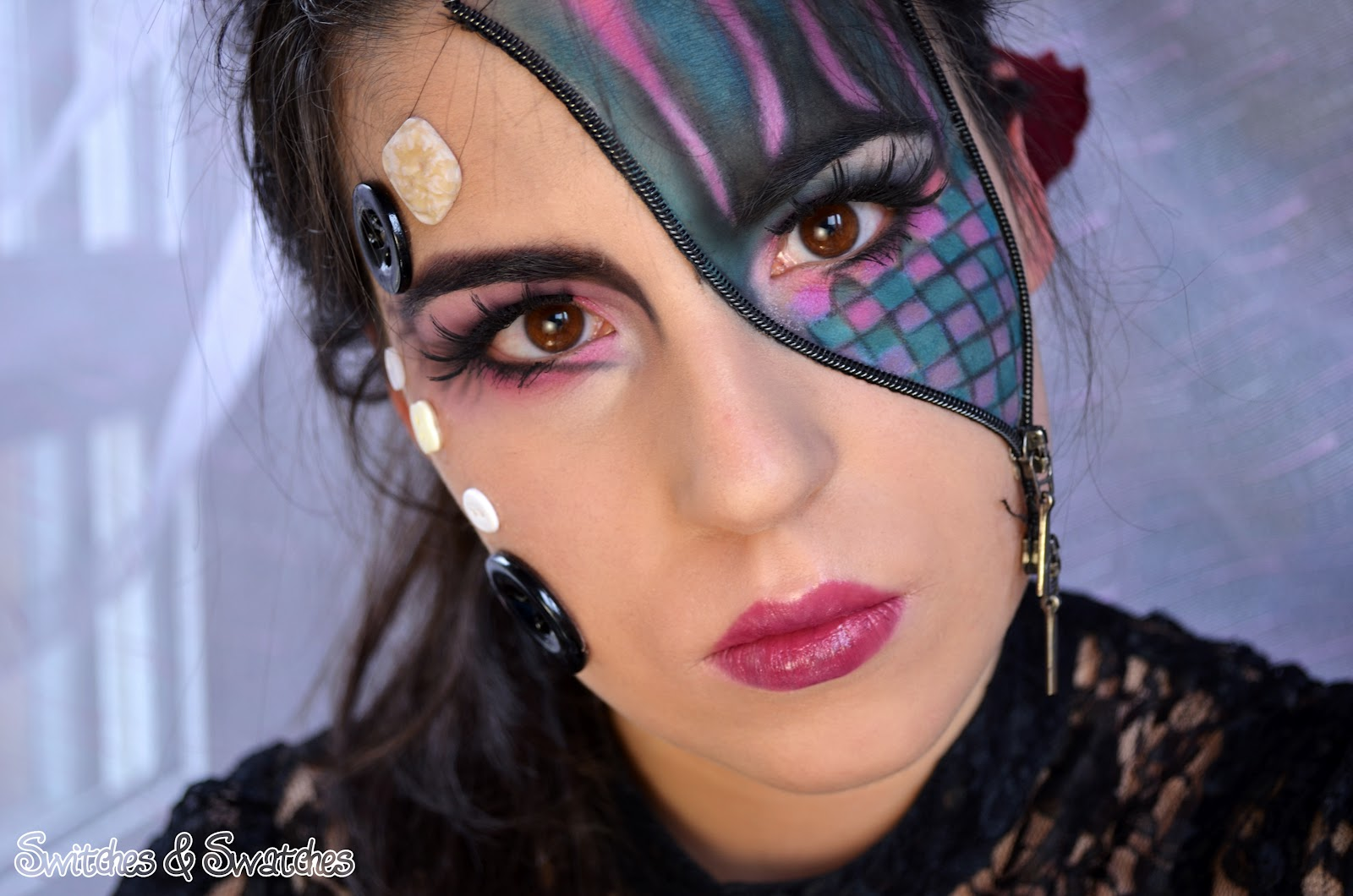 Maquillajes de Carnaval para chicas