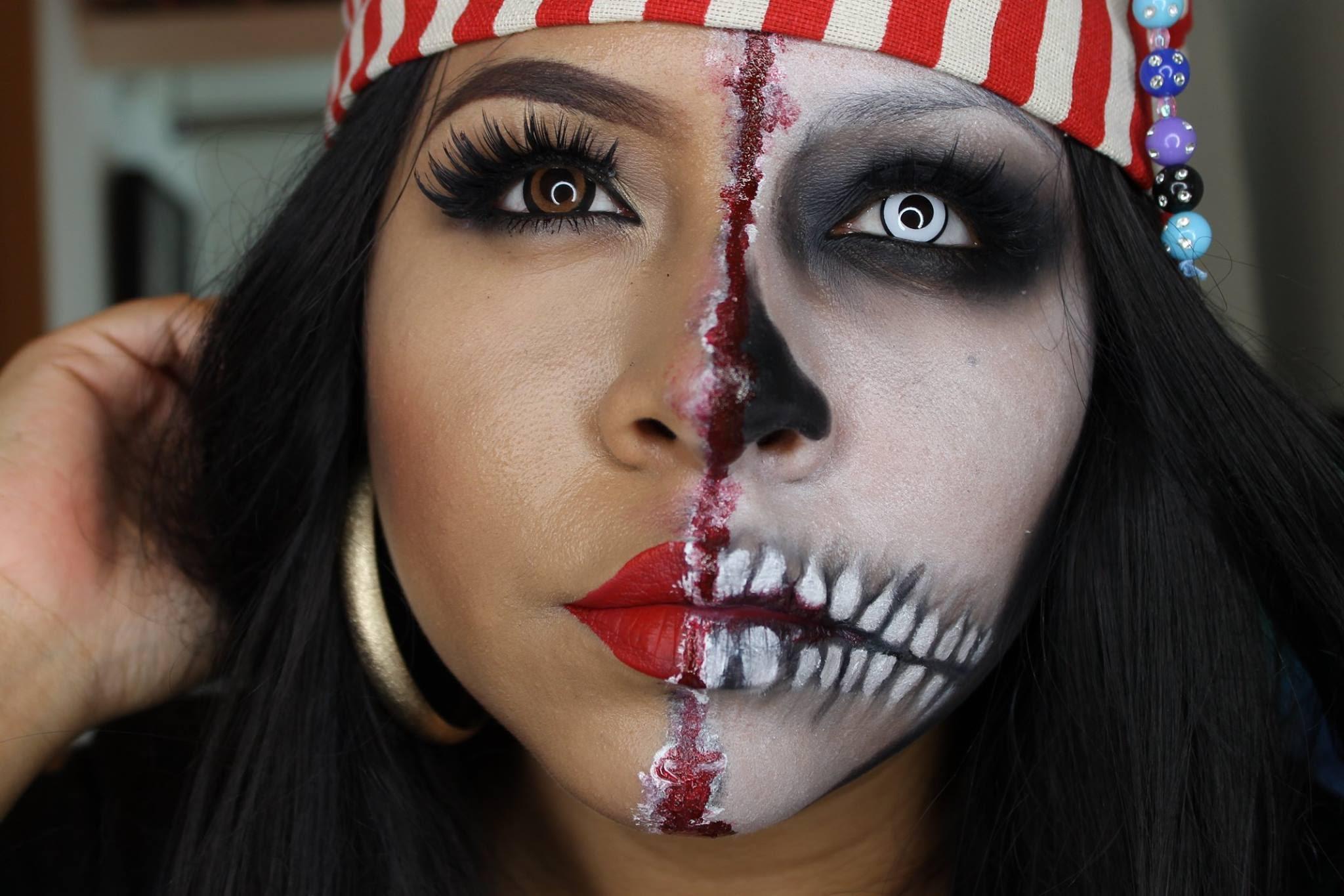 Imagenes De Maquillaje Para Descargar: Maquillajes De Carnaval, Imágenes E Ideas De Maquillaje