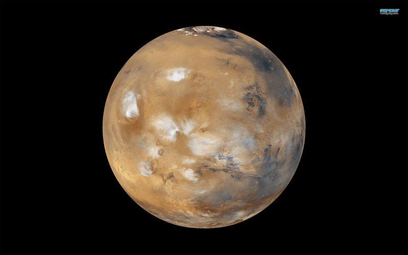 Marte desde el Espacio Wallpapers