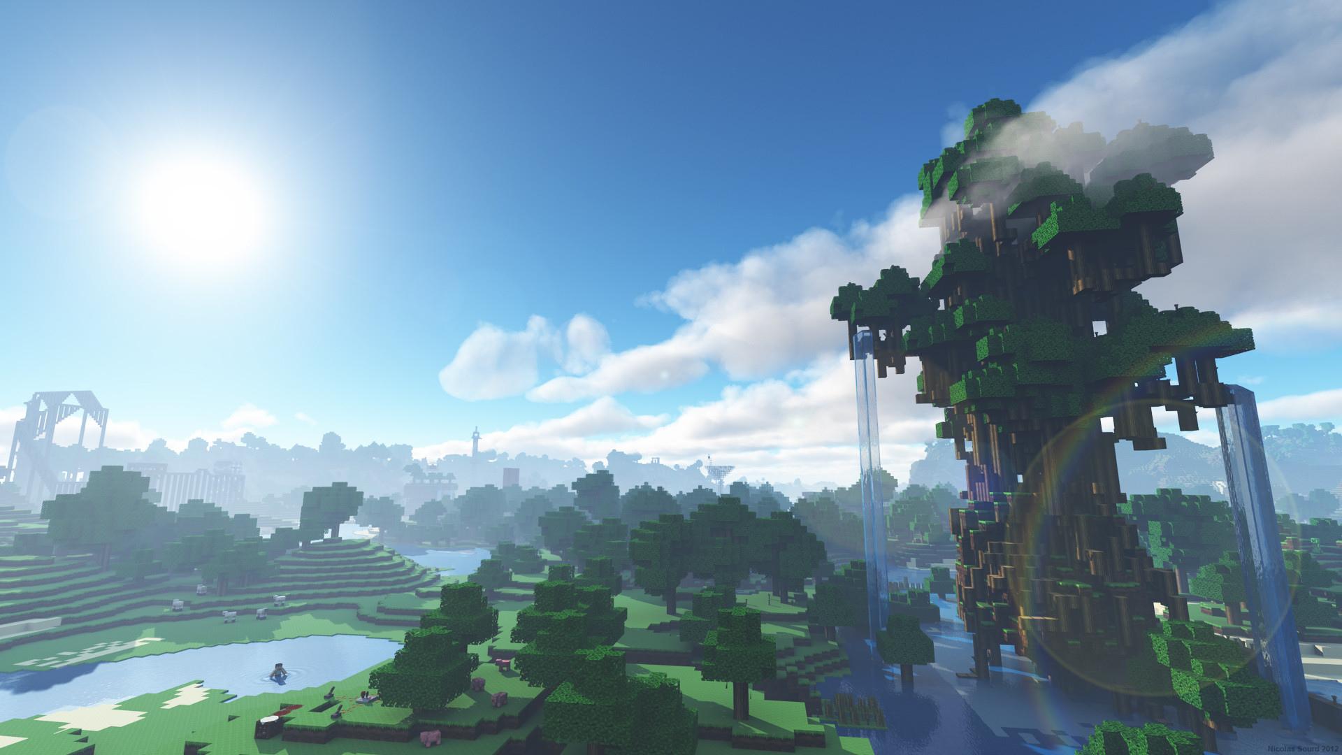 Fondos De Pantalla De Minecraft, Wallpapers HD E Imágenes