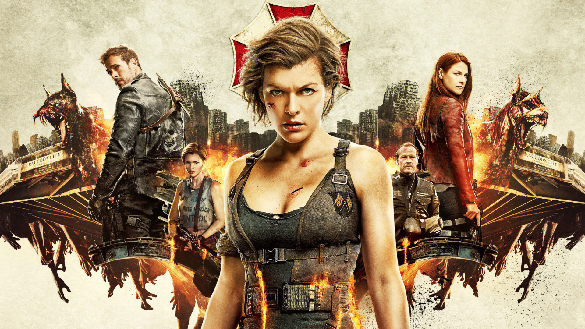 Fondos De Pantalla De Resident Evil The Final Chapter
