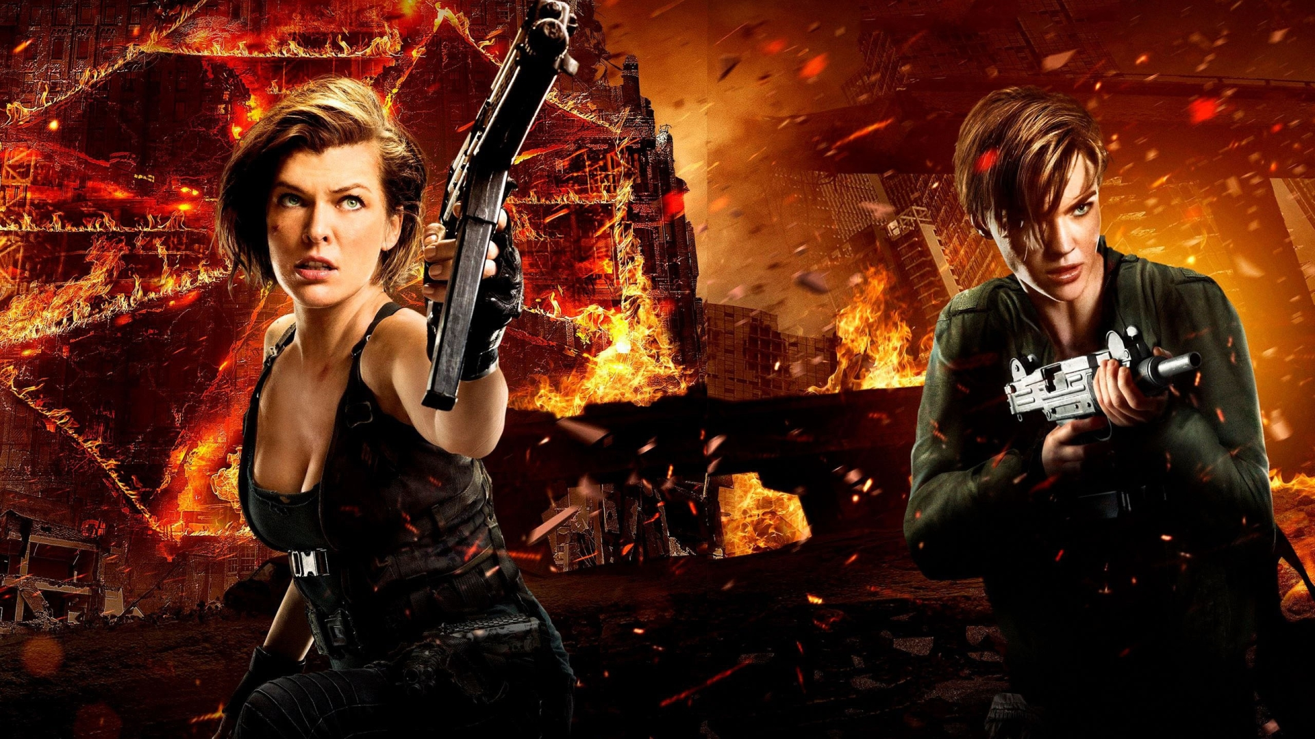 Ruby Rose Resident Evil The Final Chapter Wallpaper 11863: Fondos De Pantalla De Resident Evil : The Final Chapter