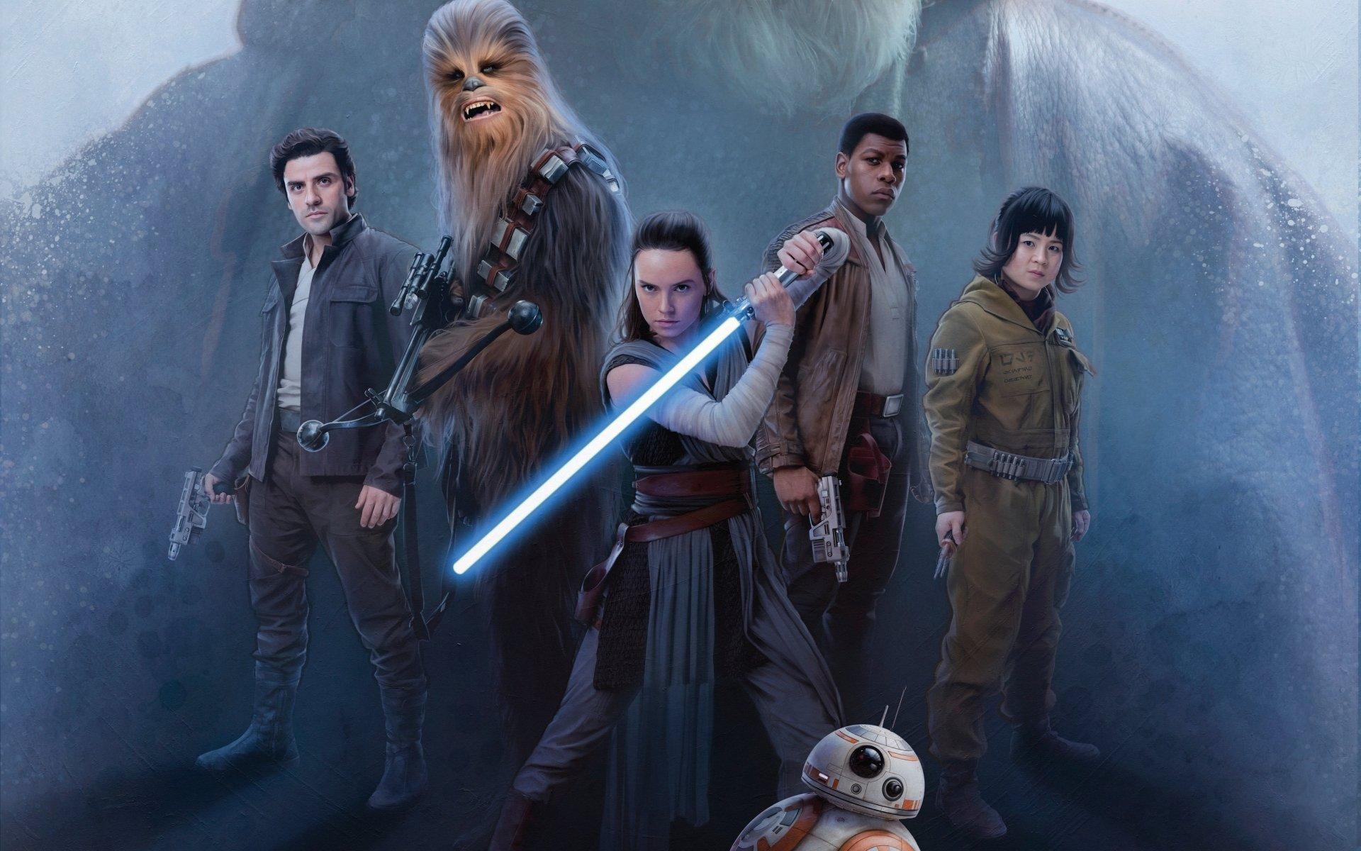 Fondos De Star Wars Viii Los Ultimos Jedi The Last Jedi