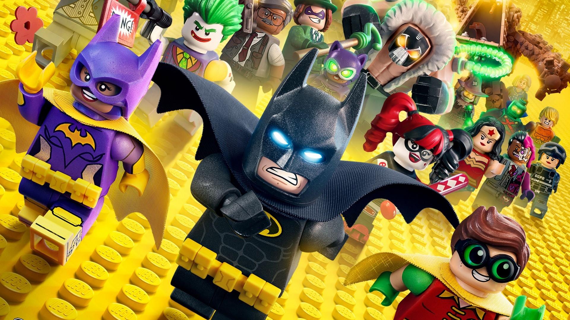 Fondos de pantalla de Batman La Lego Pelicula, Wallpapers Gratis
